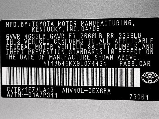 2009 Toyota Camry Hybrid Burbank, CA 27