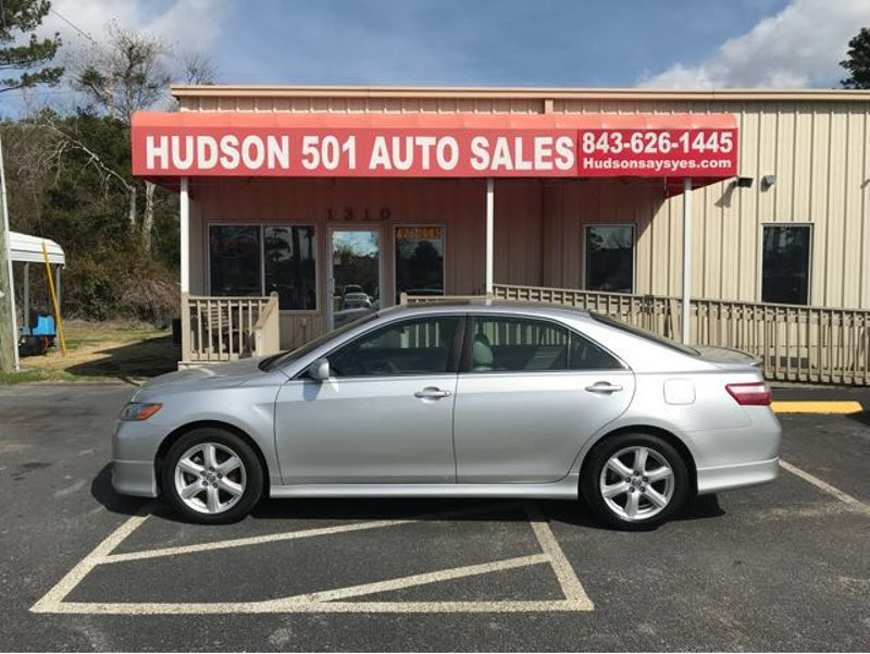 2009 Toyota Camry SE 5-Spd AT | Myrtle Beach, South Carolina | Hudson Auto Sales in Myrtle Beach South Carolina