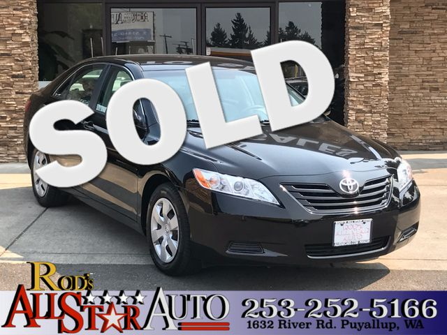 2009 Toyota Camry LE The CARFAX Buy Back Guarantee that comes with this vehicle means that you can