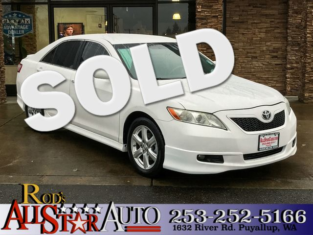 2009 Toyota Camry SE The CARFAX Buy Back Guarantee that comes with this vehicle means that you can