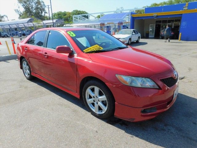 2009 Toyota Camry SE Limited warranty included to assure your worry-free purchase AutoCheck repor