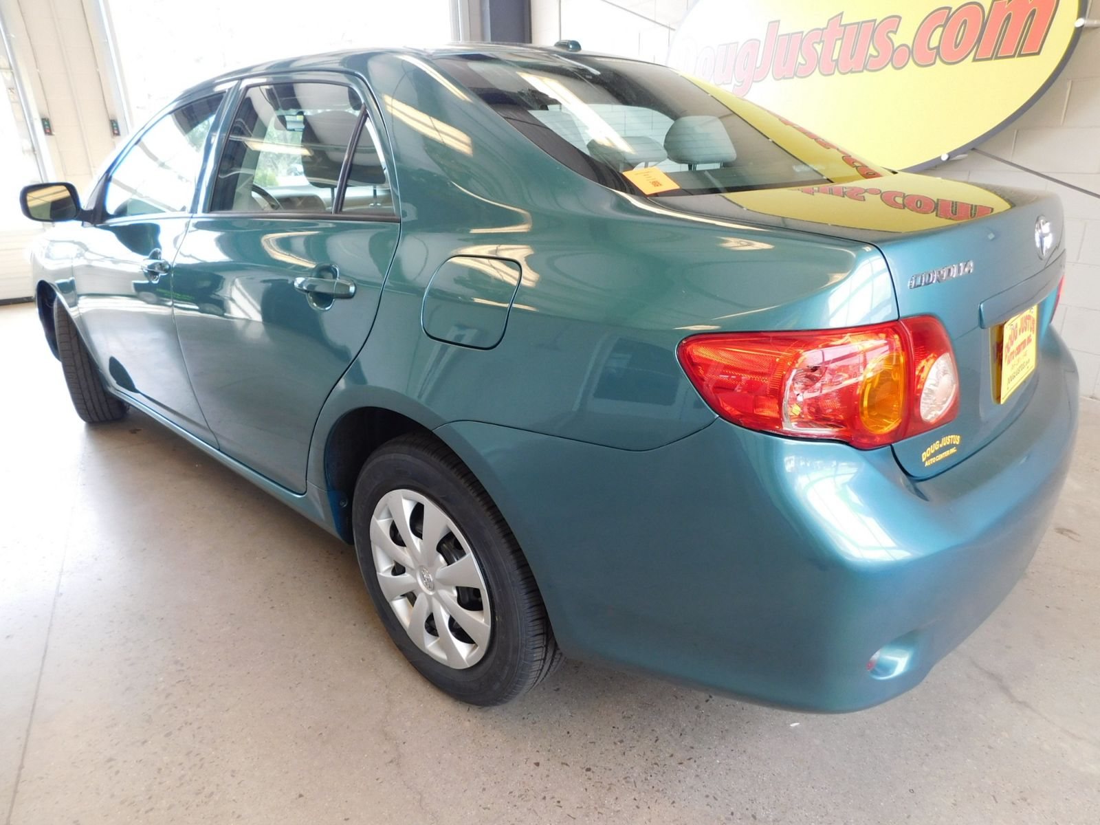 2009 toyota corolla city tn doug justus auto center inc for Motor city auto center