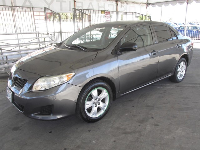 2009 Toyota Corolla LE This particular vehicle has a SALVAGE title Please call or email to check