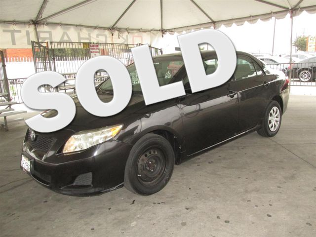 2009 Toyota Corolla LE Please call or e-mail to check availability All of our vehicles are avai