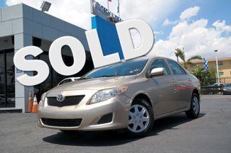 2009 Toyota Corolla LE Hialeah, Florida