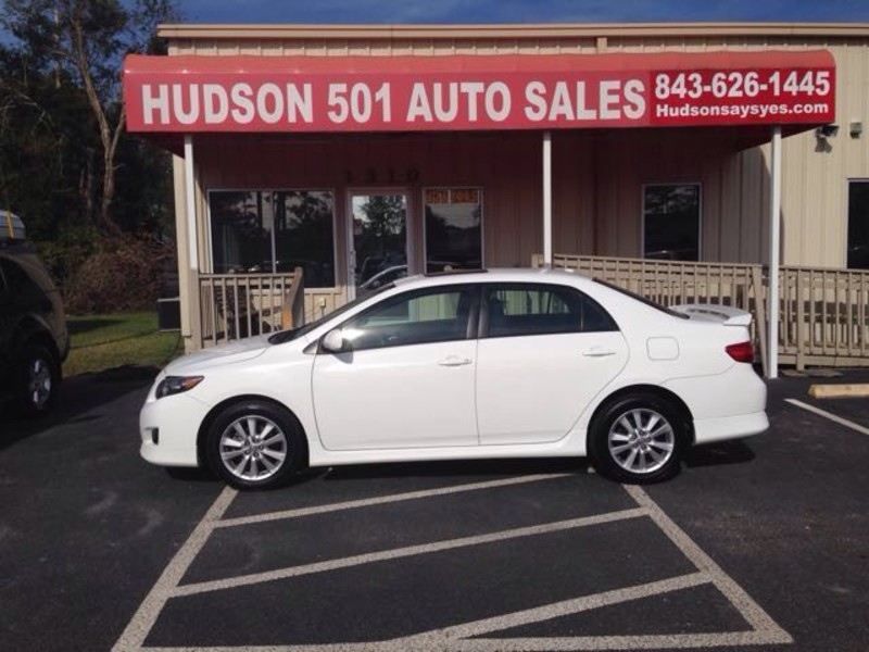 2009 Toyota Corolla S 4-Speed AT in Myrtle Beach South Carolina