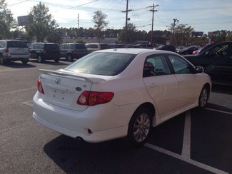2009 Toyota Corolla S 4-Speed AT in Myrtle Beach, South Carolina