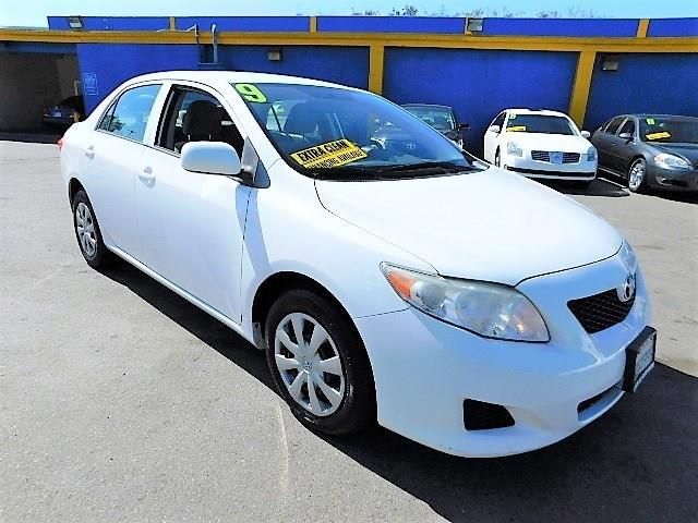 2009 TOYOTA COROLLA BASE Limited warranty included to assure your worry-free purchase AutoCheck r