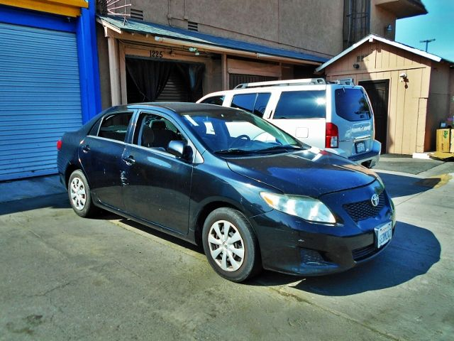 2009 Toyota Corolla LE Limited warranty included to assure your worry-free purchase AutoCheck rep