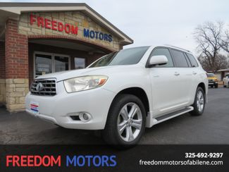 2009 Toyota Highlander in Abilene Texas