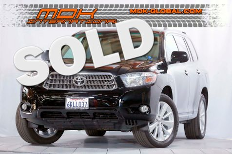 2009 Toyota Highlander Hybrid Limited - Navigation - 4WD in Los Angeles