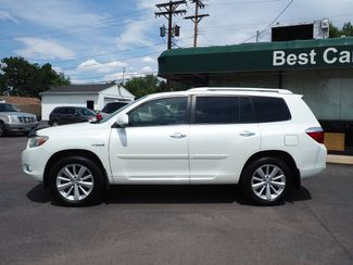 2009 Toyota Highlander Hybrid Limited Englewood, CO 1
