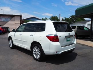2009 Toyota Highlander Hybrid Limited Englewood, CO 2
