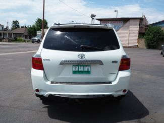 2009 Toyota Highlander Hybrid Limited Englewood, CO 3