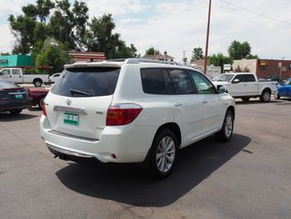 2009 Toyota Highlander Hybrid Limited Englewood, CO 4