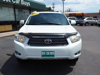 2009 Toyota Highlander Hybrid Limited Englewood, CO 7