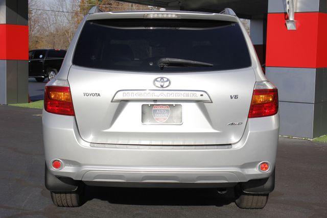 2009 Toyota Highlander Limited 4WD - NAVIGATION - REAR DVD - SUNROOF! Mooresville , NC 19