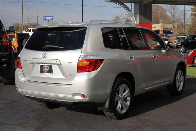 2009 Toyota Highlander Limited 4WD - NAVIGATION - REAR DVD - SUNROOF! Mooresville , NC 26