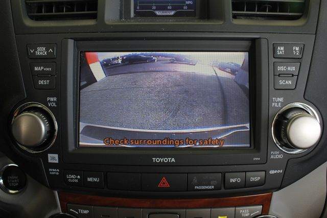 2009 Toyota Highlander Limited 4WD - NAVIGATION - REAR DVD - SUNROOF! Mooresville , NC 34