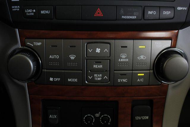 2009 Toyota Highlander Limited 4WD - NAVIGATION - REAR DVD - SUNROOF! Mooresville , NC 35