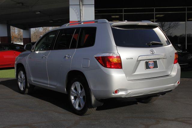 2009 Toyota Highlander Limited 4WD - NAVIGATION - REAR DVD - SUNROOF! Mooresville , NC 27