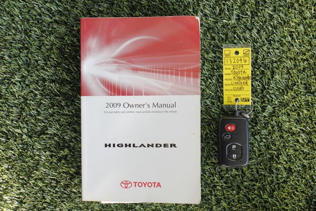 2009 Toyota Highlander Limited 4WD - NAVIGATION - REAR DVD - SUNROOF! Mooresville , NC 20