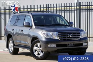 2009 Toyota Land Cruiser  Clean Carfax  *NAV*  *DVD*  COOL BOX in Plano Texas, 75093