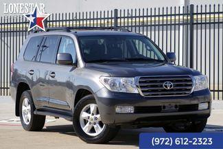 2009 Toyota Land Cruiser  Clean Carfax  *NAV*  *DVD*  COOL BOX in Plano Texas, 75093