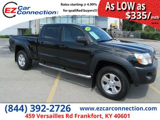 2009 Toyota Tacoma DOUBLE CAB LONG BED | Frankfort, KY | Ez Car Connection-Frankfort in Frankfort KY