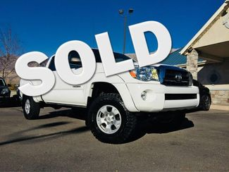2009 Toyota Tacoma Double Cab Long Bed V6 Auto 4WD LINDON, UT