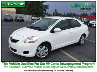 2009 Toyota YARIS/PW  | Hot Springs, AR | Central Auto Sales in Hot Springs AR