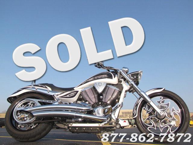 2009 Victory Motorcycles CORY NESS JACKPOT SIGNATURE SERIES CORY NESS JACKPOT McHenry, Illinois 0