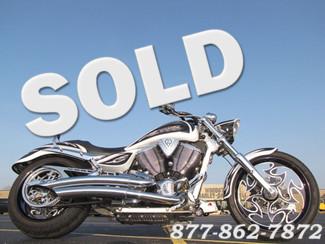 2009 Victory Motorcycles CORY NESS JACKPOT SIGNATURE SERIES CORY NESS JACKPOT McHenry, Illinois