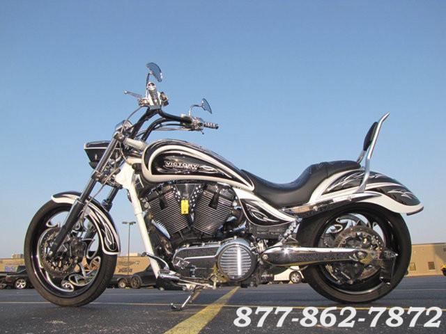 2009 Victory Motorcycles CORY NESS JACKPOT SIGNATURE SERIES CORY NESS JACKPOT McHenry, Illinois 1