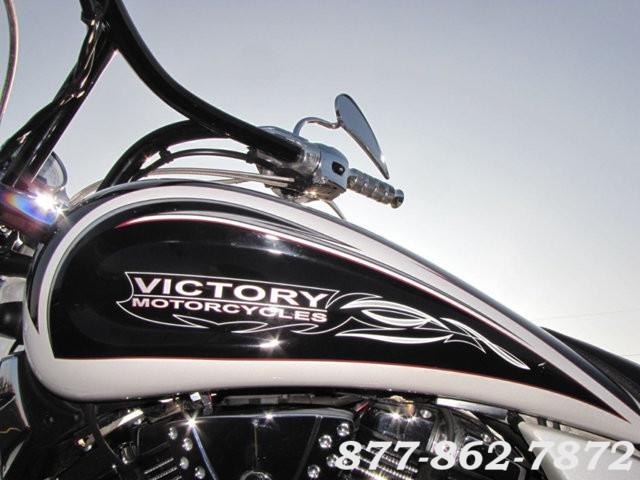 2009 Victory Motorcycles CORY NESS JACKPOT SIGNATURE SERIES CORY NESS JACKPOT McHenry, Illinois 13