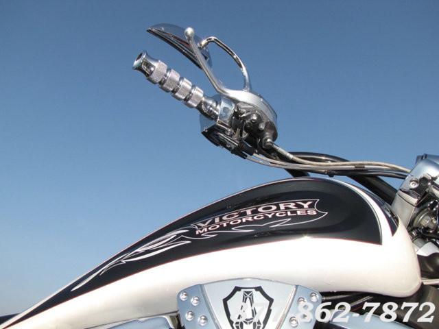 2009 Victory Motorcycles CORY NESS JACKPOT SIGNATURE SERIES CORY NESS JACKPOT McHenry, Illinois 17