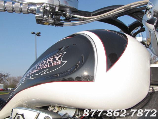 2009 Victory Motorcycles CORY NESS JACKPOT SIGNATURE SERIES CORY NESS JACKPOT McHenry, Illinois 18