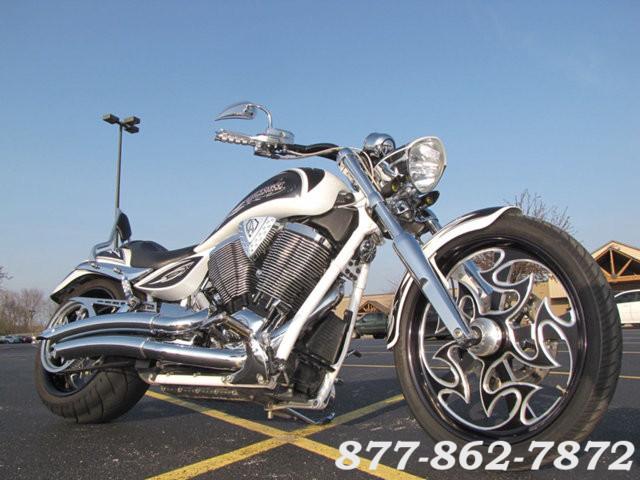 2009 Victory Motorcycles CORY NESS JACKPOT SIGNATURE SERIES CORY NESS JACKPOT McHenry, Illinois 2