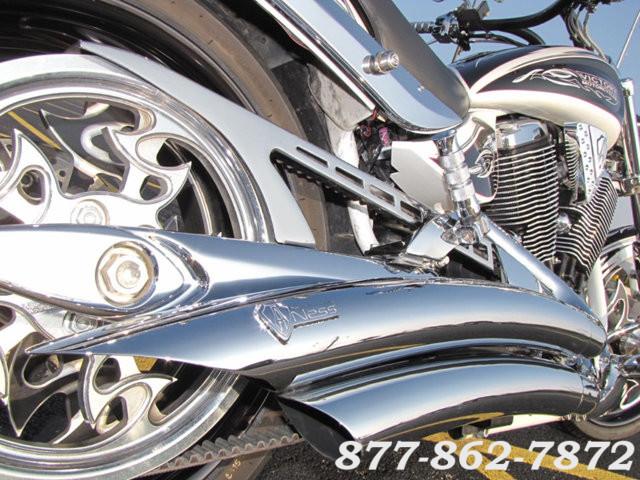 2009 Victory Motorcycles CORY NESS JACKPOT SIGNATURE SERIES CORY NESS JACKPOT McHenry, Illinois 24
