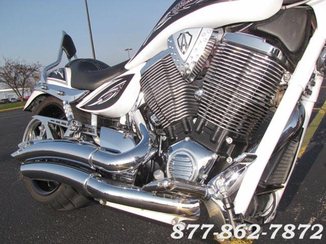 2009 Victory Motorcycles CORY NESS JACKPOT SIGNATURE SERIES CORY NESS JACKPOT McHenry, Illinois 27