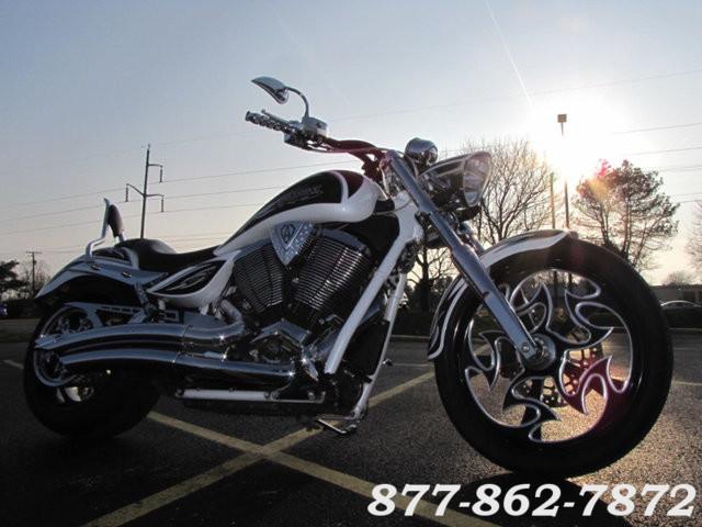 2009 Victory Motorcycles CORY NESS JACKPOT SIGNATURE SERIES CORY NESS JACKPOT McHenry, Illinois 28