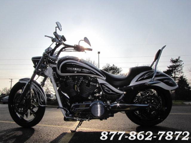 2009 Victory Motorcycles CORY NESS JACKPOT SIGNATURE SERIES CORY NESS JACKPOT McHenry, Illinois 31