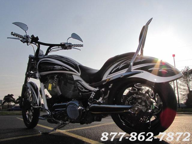 2009 Victory Motorcycles CORY NESS JACKPOT SIGNATURE SERIES CORY NESS JACKPOT McHenry, Illinois 32