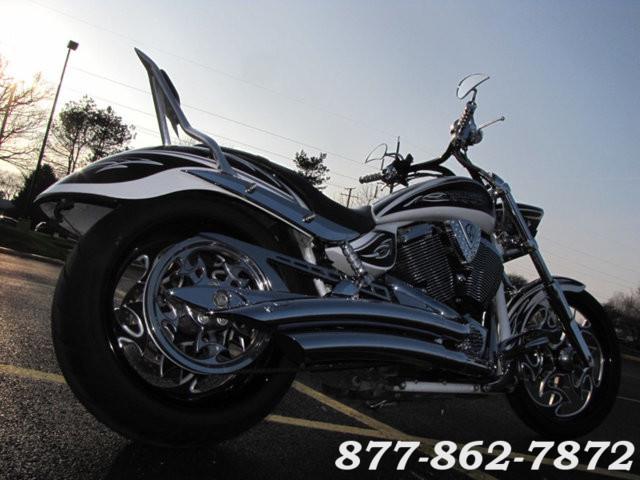 2009 Victory Motorcycles CORY NESS JACKPOT SIGNATURE SERIES CORY NESS JACKPOT McHenry, Illinois 34