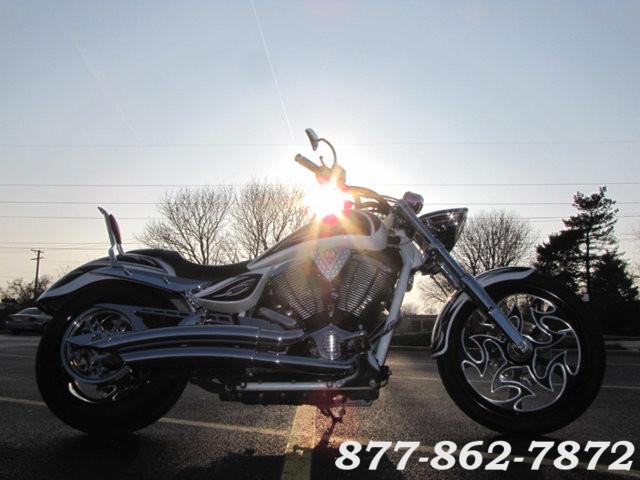 2009 Victory Motorcycles CORY NESS JACKPOT SIGNATURE SERIES CORY NESS JACKPOT McHenry, Illinois 35