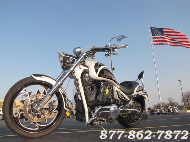 2009 Victory Motorcycles CORY NESS JACKPOT SIGNATURE SERIES CORY NESS JACKPOT McHenry, Illinois 4
