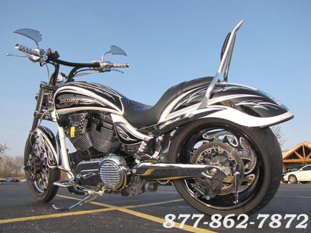 2009 Victory Motorcycles CORY NESS JACKPOT SIGNATURE SERIES CORY NESS JACKPOT McHenry, Illinois 5