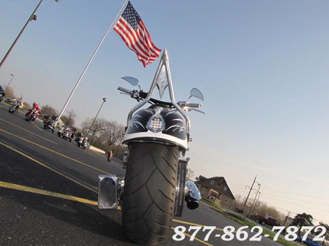 2009 Victory Motorcycles CORY NESS JACKPOT SIGNATURE SERIES CORY NESS JACKPOT McHenry, Illinois 6