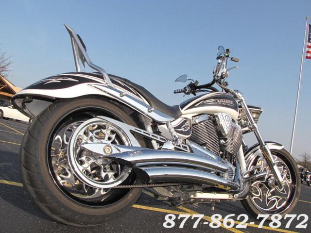2009 Victory Motorcycles CORY NESS JACKPOT SIGNATURE SERIES CORY NESS JACKPOT McHenry, Illinois 7