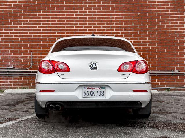 2009 Volkswagen CC Luxury Burbank, CA 4